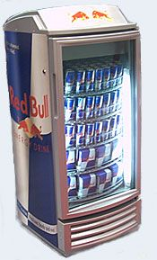 3b2a7fc861c 2- Red Bull Cooler!