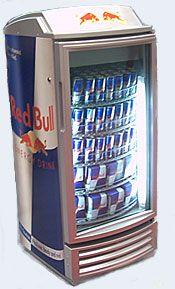 Custom Refrigeration Point Of Purchase Custom Coolers Red Bull Custom Cooler Energy Drinks