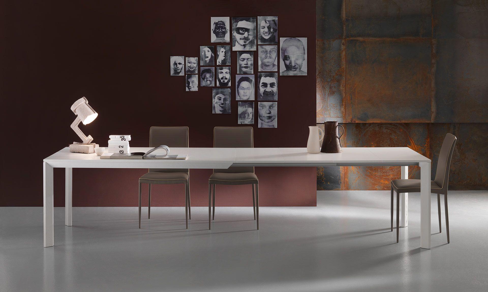 Tavolo Estetista ~ Tavolo allungabile city city è un tavolo da soggiorno allungabile