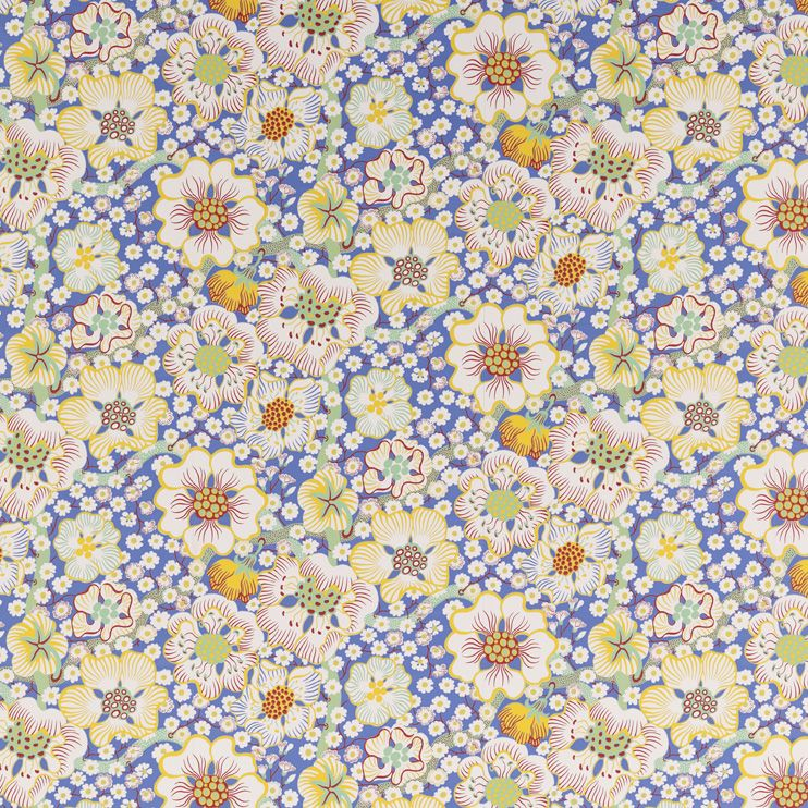 Amazing wallpaper Eldblomma (by Swedish designer Josef