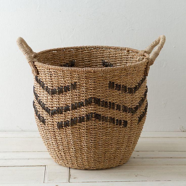 Seagrass Baskets For Storage Ideas: Seagrass Baskets For Home Accessories  Storage Ideas By Seagrass Storage