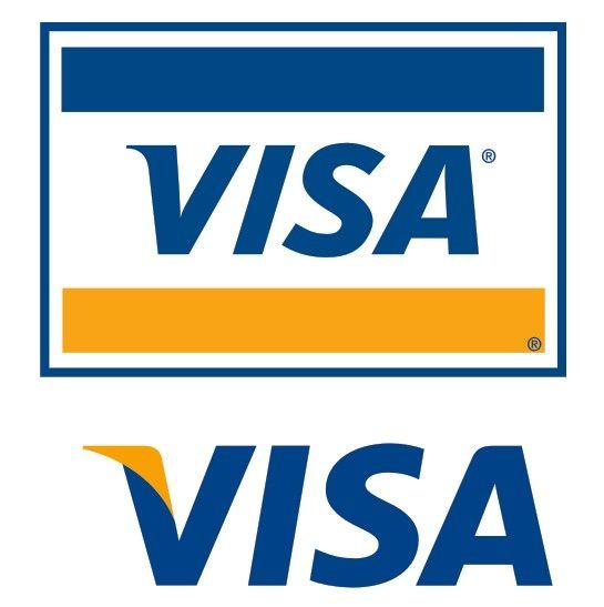 visa card logo ai file free vector pinterest visa card rh pinterest com visa logo vector 2016 visa logo vector ai