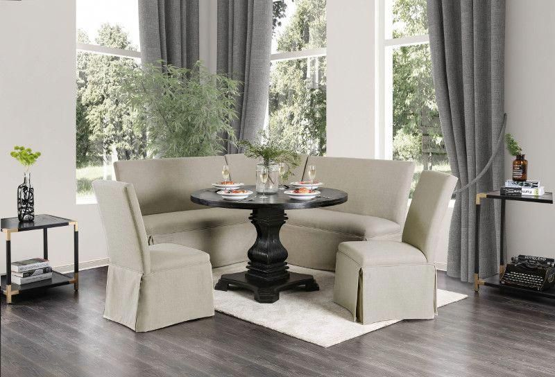 Furniture Of America Round Dining Table