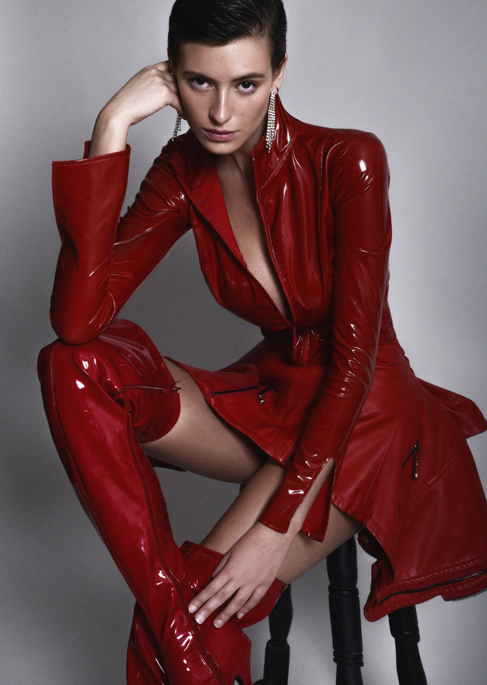 Alejandra Guilmant New Icon NY — New York City Modeling