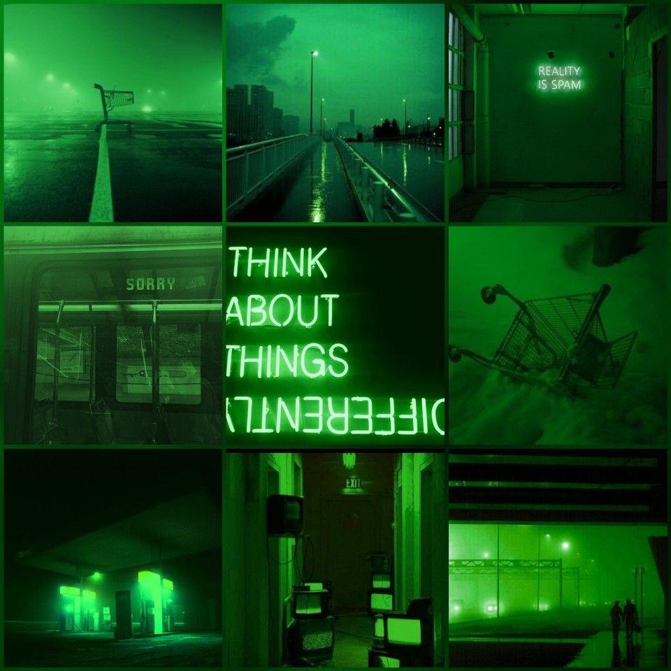 Green Moodboard In 2020 Dark Green Aesthetic Green Aesthetic Black Aesthetic Wallpaper