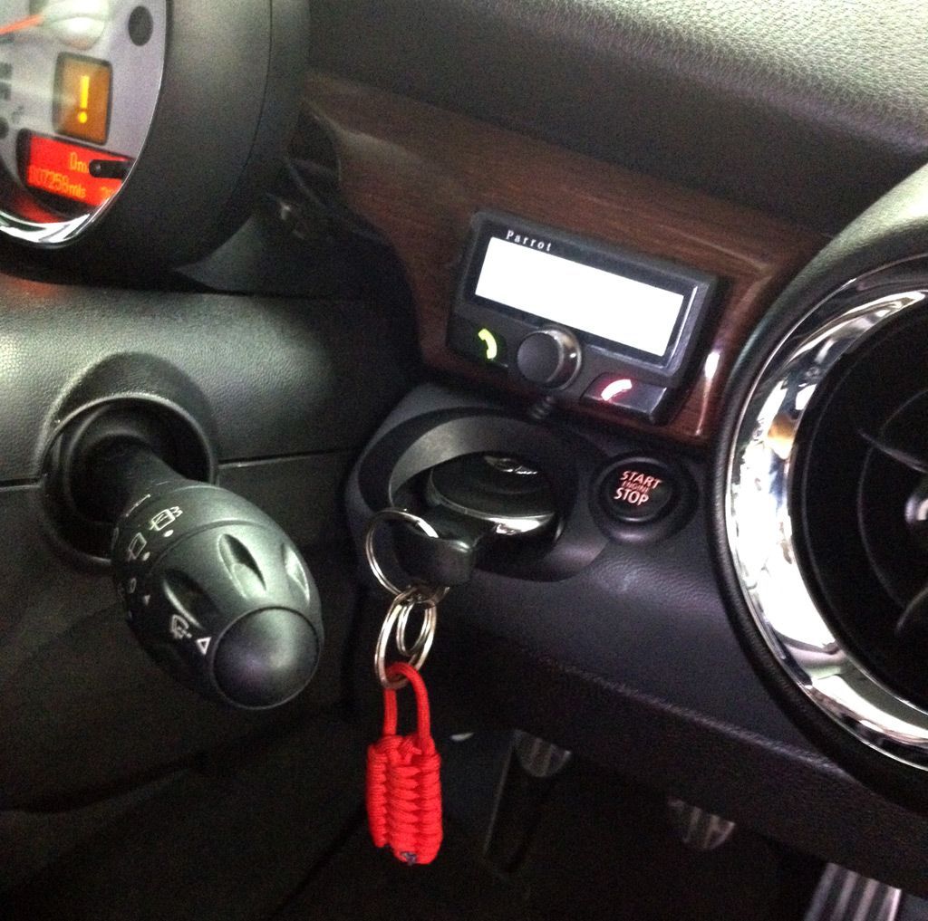 BMW Mini 2007 Reg / Parrot CK3100 Install | Installation Well Done ...