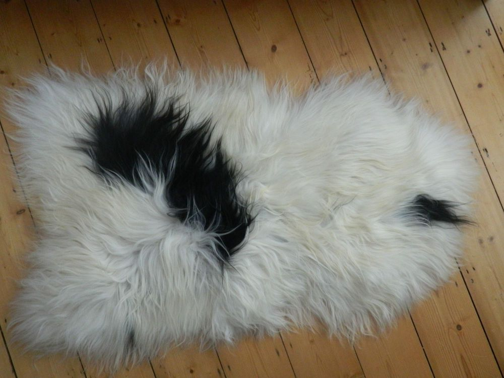 Large Icelandic Sheepskin Rug #3