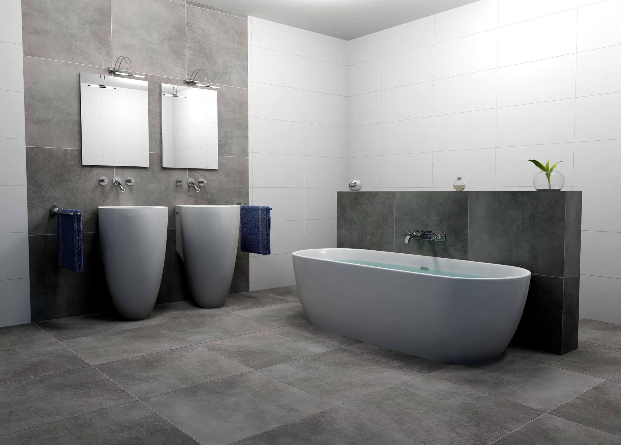 Mooie Moderne Badkamers : Spanplafond inspirerende badkamers om van weg te dromen