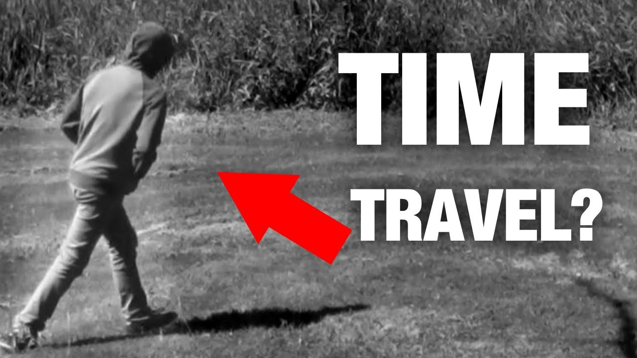 Teleportations & Time Travelers Caught on Tape