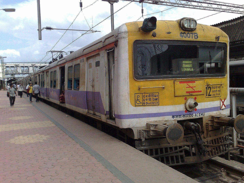 Pune Lonavala Local Timetable Pune Suburban Railway in
