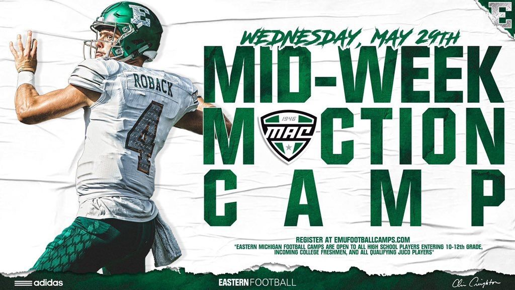 Pin By Ledrous Brown On Football Camps Football Camp Michigan