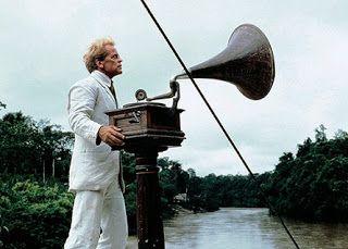 Klaus Kinski en Fitzcarraldo (1982) de Werner Herzog