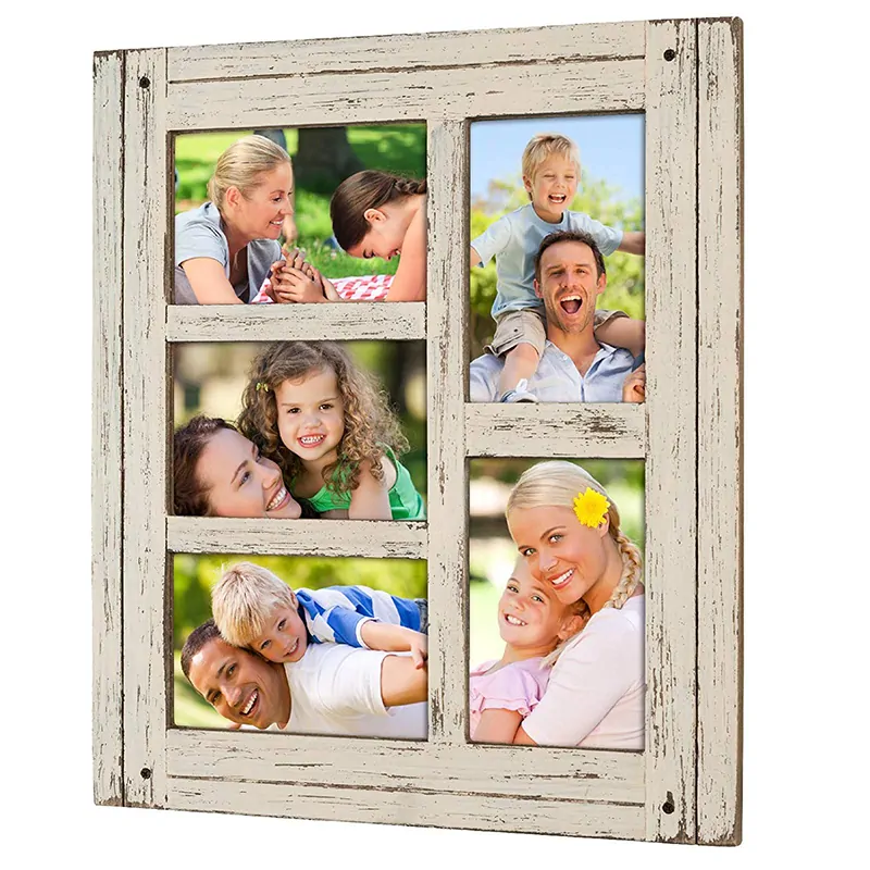 25 Collage Picture Frames That You Can Buy Right Now Reclaimed Wood Picture Frames Wood Picture Frames Collage Picture Frames