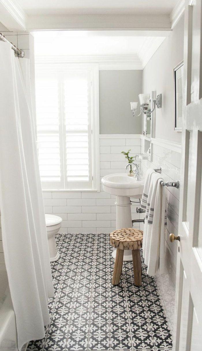 Deco Salle De Bain Blanche Et Grise ~  pingl par olga leondaris sur bathroom pinterest d co