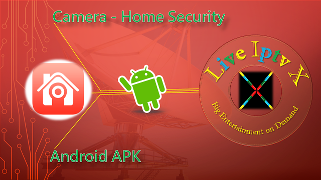 AtHome Camera - Home Security Video Surveillance APK For