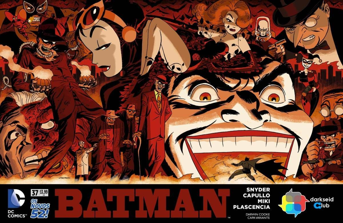HQBR - Batman - Capitulo #37 Fim de Jogo - Parte 3