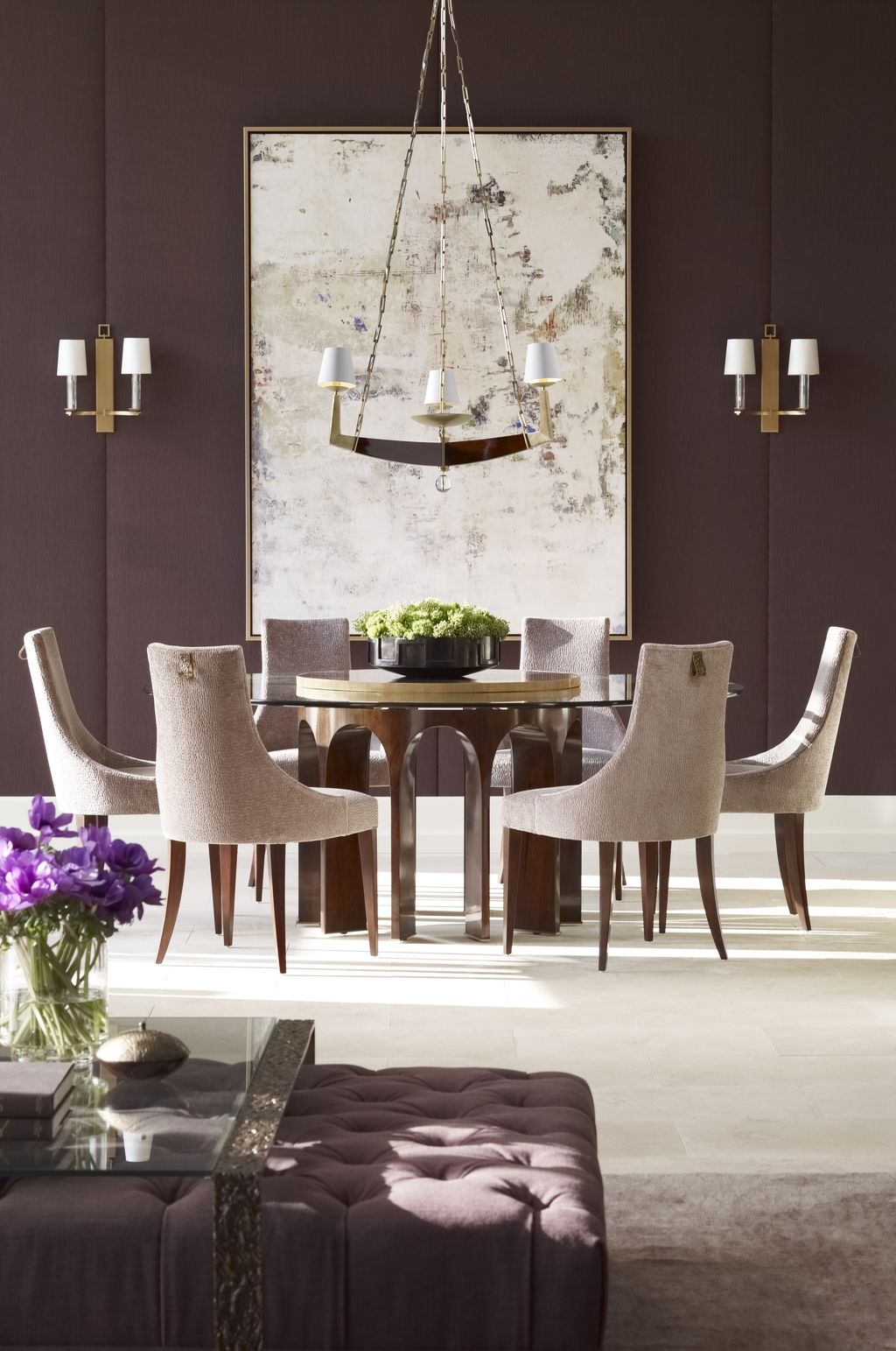 Baker Room Scene Gallery Luxury Dining Room Dining Room Design Dining Room Decor