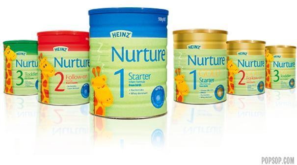 Heinz Nurture Baby Formula Baby Food Recipes Baby Kids