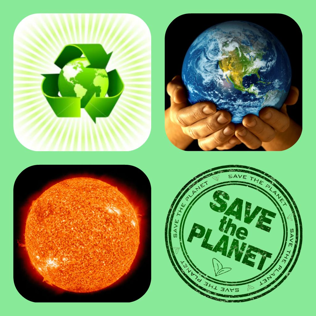 Energy That Is In Harmony With The Planet Going Green