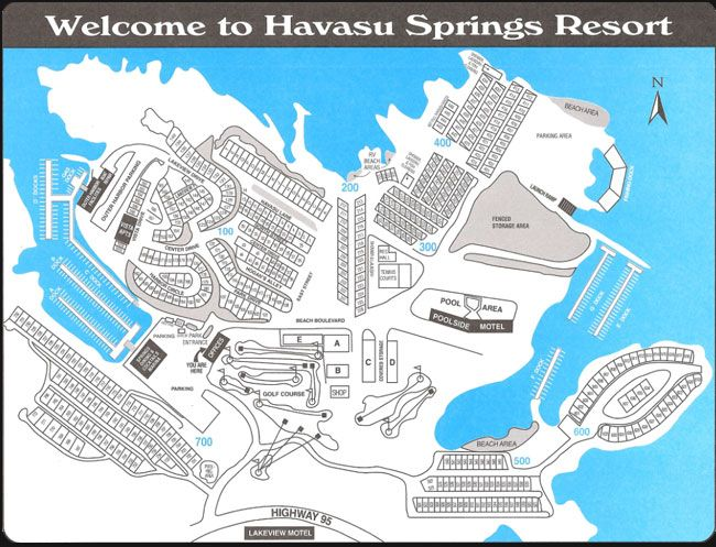 Lake Havasu Real Estate And Arizona Vacation Resort Springs