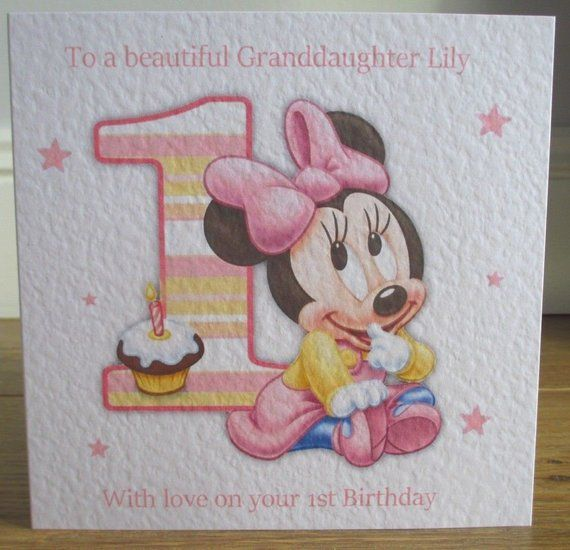 List Of Pinterest Granddaughter First Birthday Mice Images