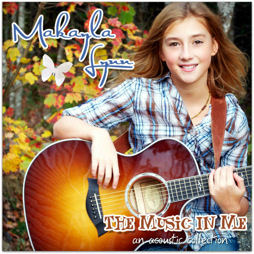 Website for young country music singer Makayla Lynn. A