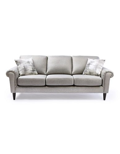 Home Living Room Kylie Sofa With Rolled Arms Hudson S Bay