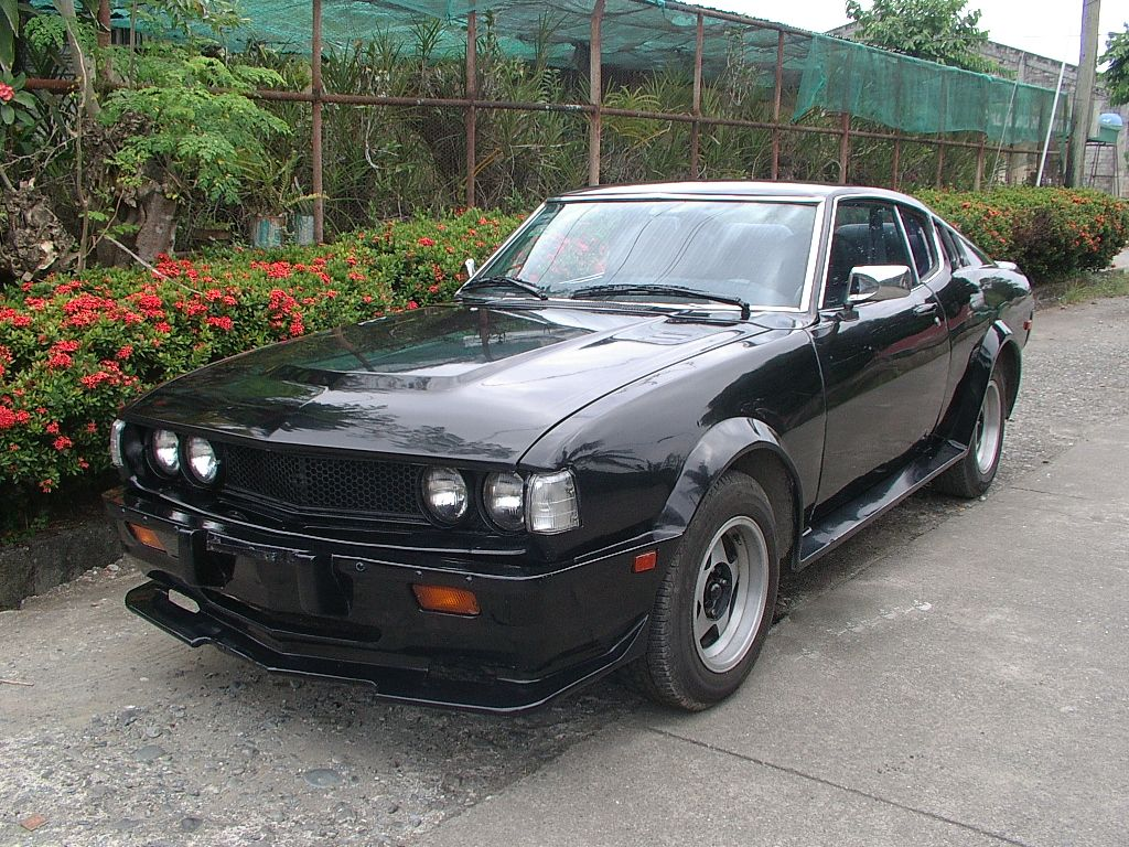 toyota celica gt liftback 1977 toyota celica. Black Bedroom Furniture Sets. Home Design Ideas