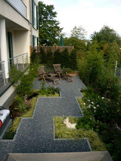 GroB Gartenplanung Kleiner Garten