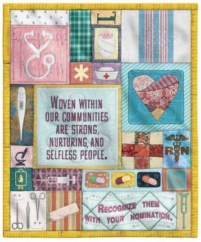 Nursing inspiration | Inspirational Posters | Pinterest | Sewing ... : quilt posters - Adamdwight.com