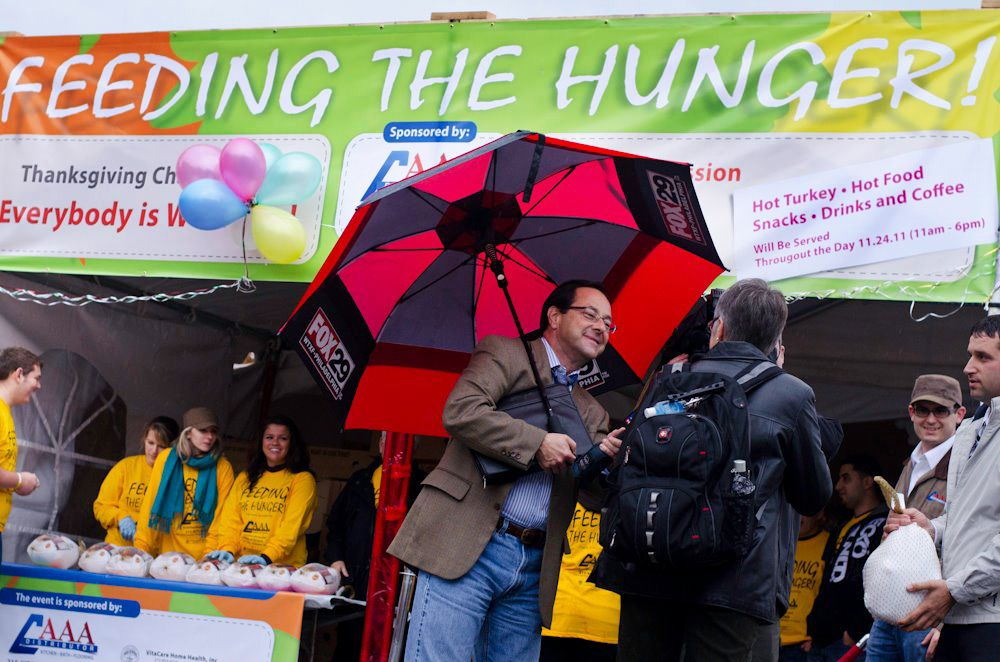 Aloha United Way and Feed The Hunger Foundation team up to