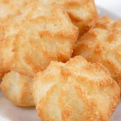 Kokosbusserl Kekse