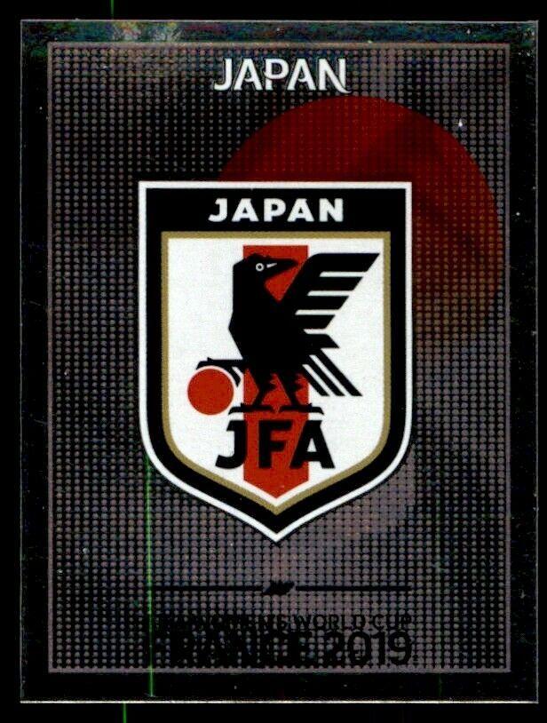 Moeno Sakaguchi Panini Frauen WM 2019 Sticker 323 Japan