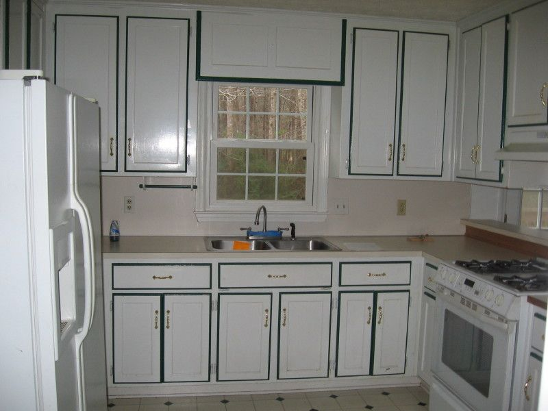 What do you have to do to paint over finished cabinets? Answer ...