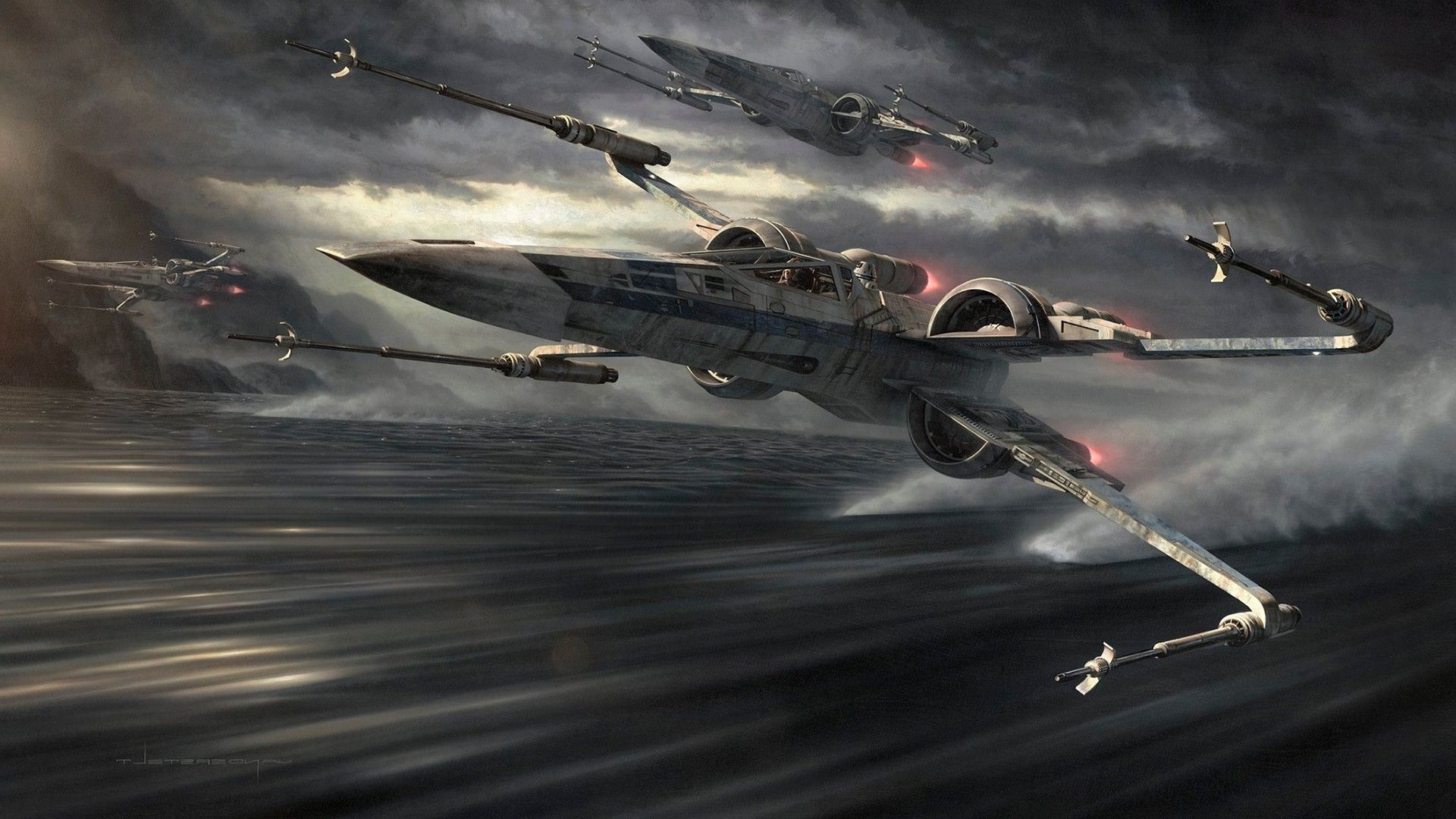 1920x1080 Download hd wallpapers of 301401Xwing, Star