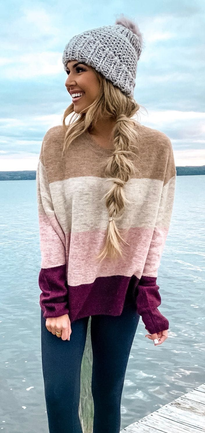 55 Impressive Winter Outfits You Must Own  3693de1caaf