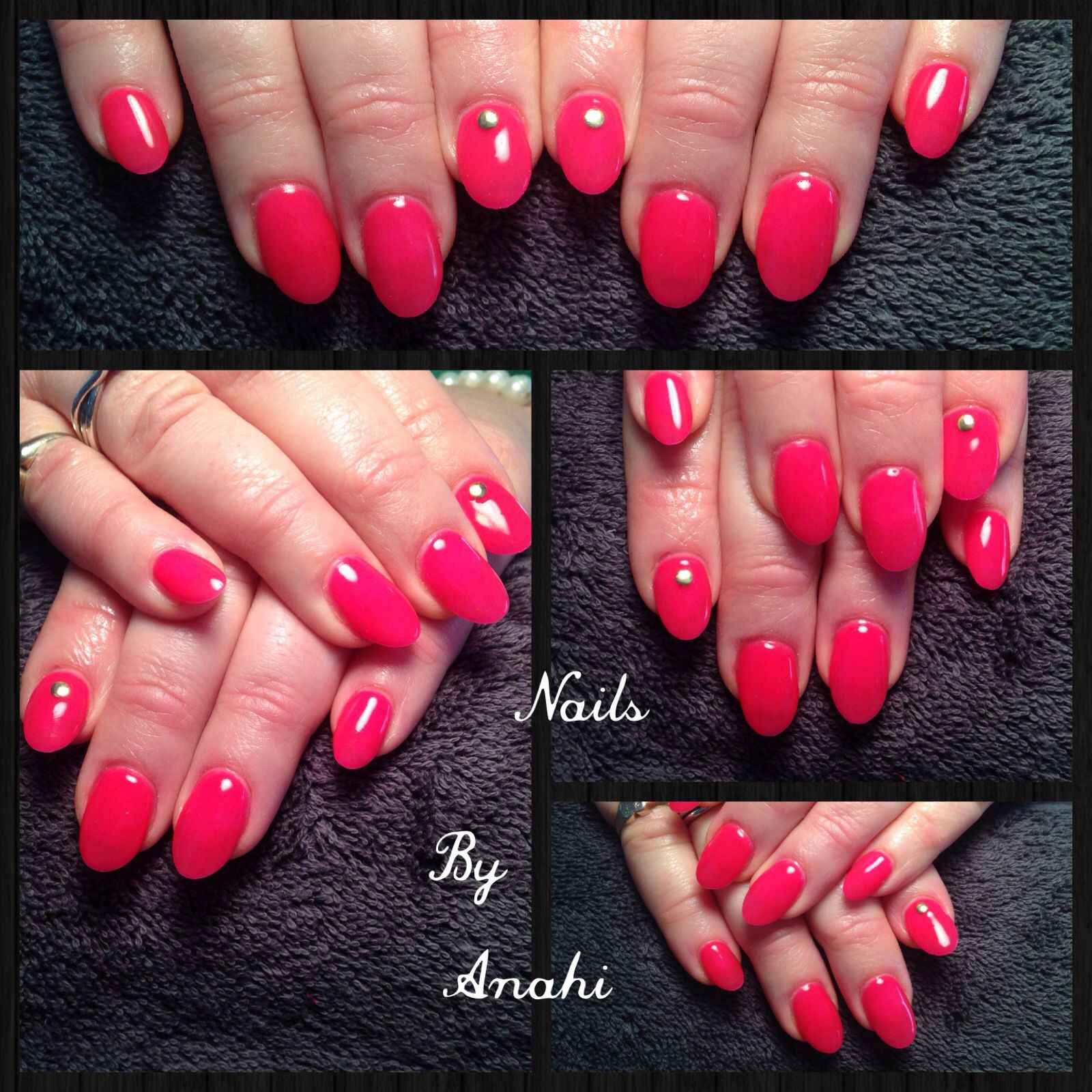 Acrylic infill with gel polish! | Acrylic nails | Pinterest | Double ...