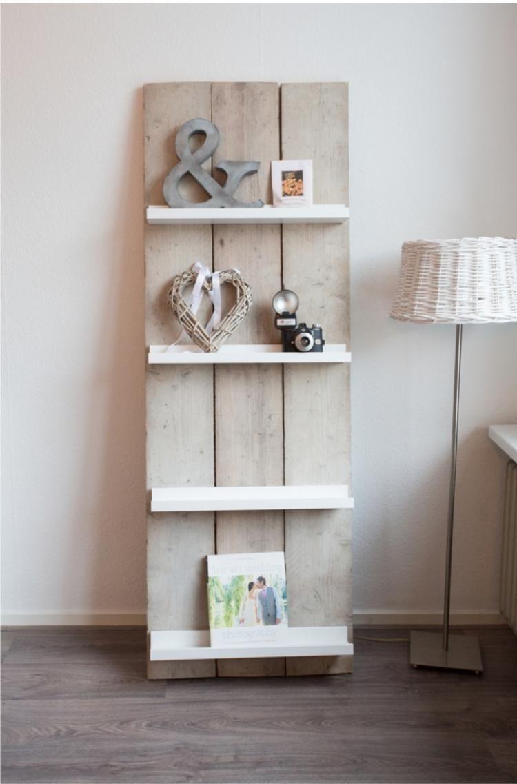 ikea-bilderleiste-ribba-aufstellen-staender-regal-deko-vintage-holz