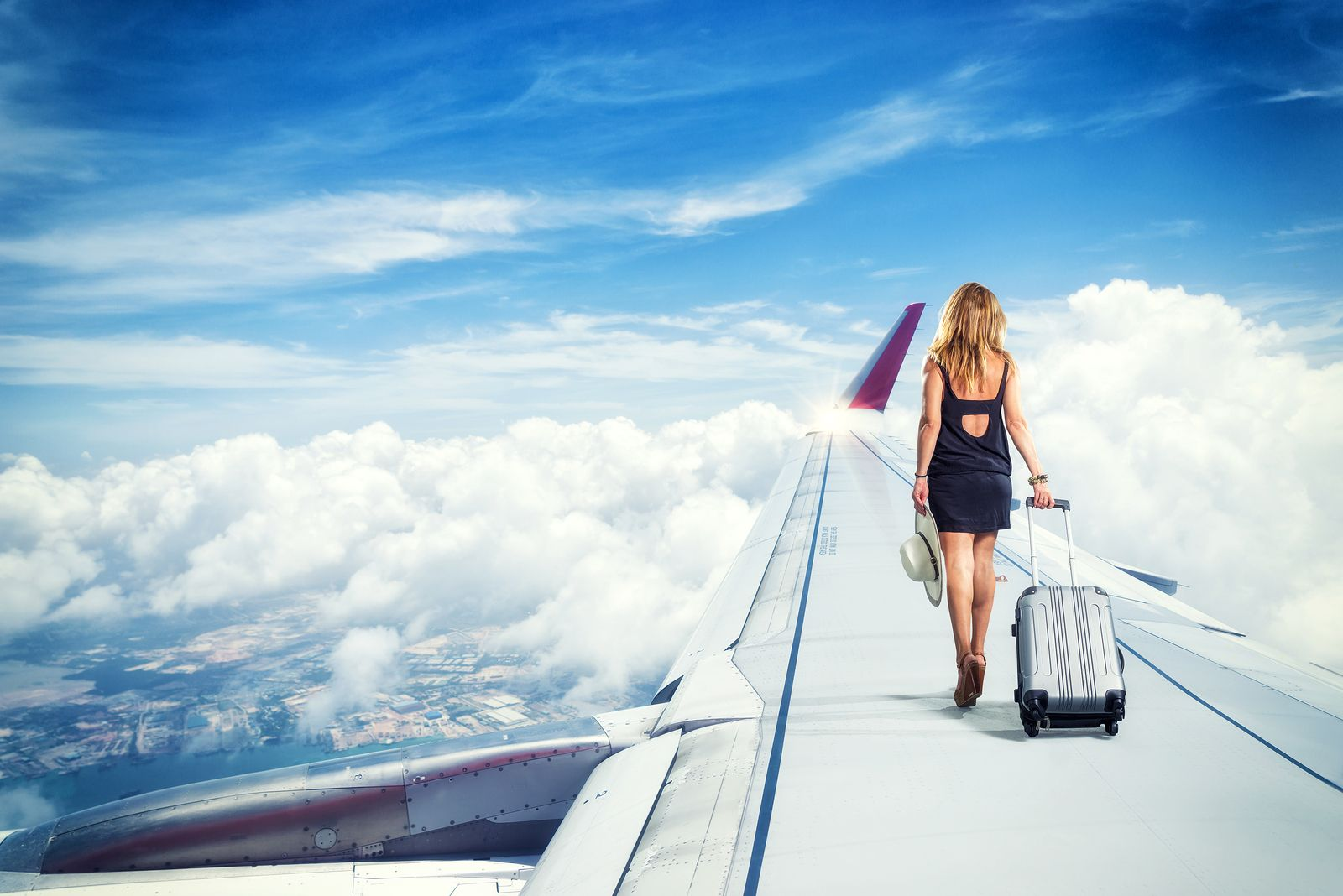Do you want to fulfill your wanderlust desire but high