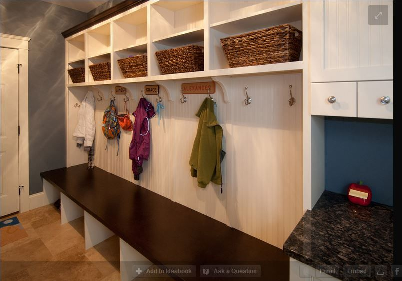 how to make mudroom lockers