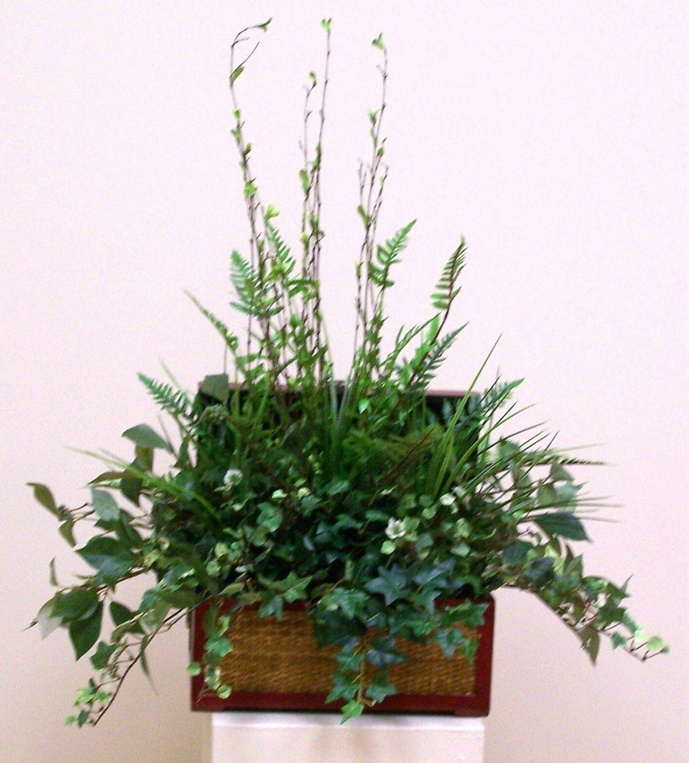 Pictures of flowers arrangements greenery yard n
