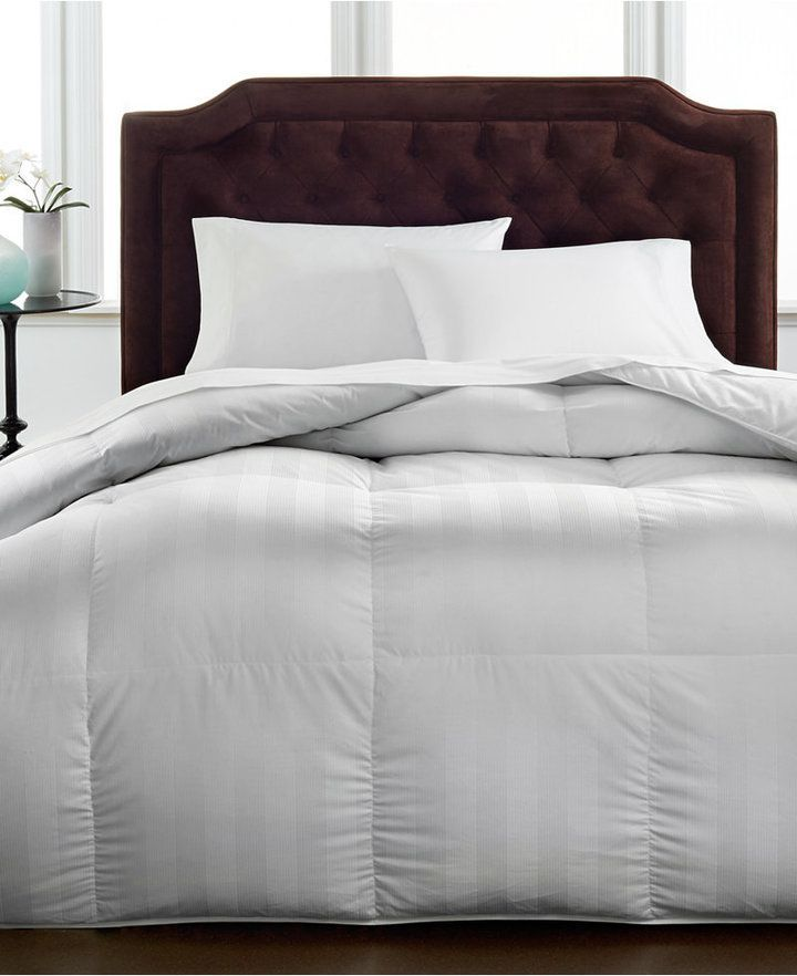 collection comforter hotel full twin down size pillow of macys sale