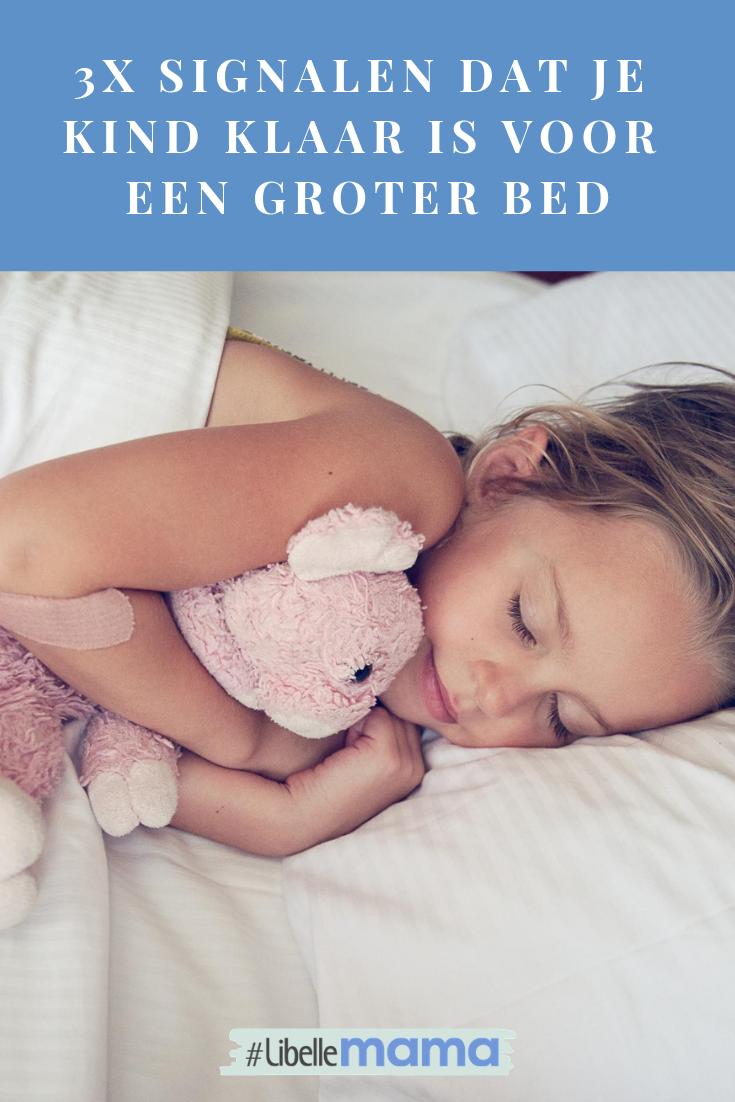 Peuter Groot Bed.3x Signalen Dat Je Kind Klaar Is Voor Een Groter Bed Opvoeding