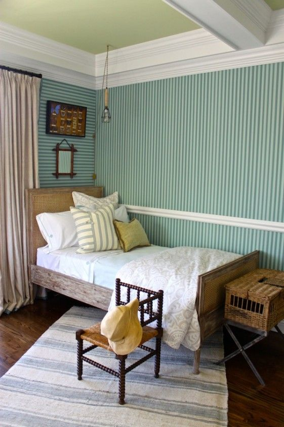 cottage bedroom by tammy connor
