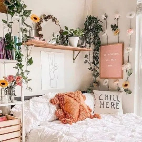 Simple Decor To Make Your Apartment Feel Brighter
