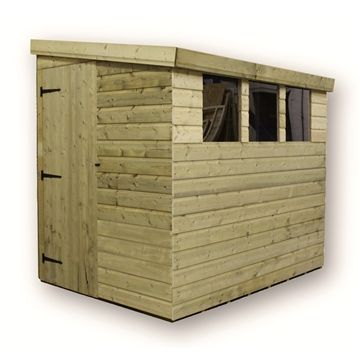 Aston 7FT x 4FT Reverse Pressure Treated Tongue & Groove