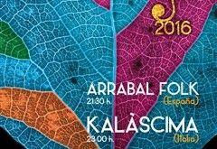 Solsticio Folk 2016 - http://www.mipuntomap.com/city/guadalajara-spain/event/solsticio-folk-2016/