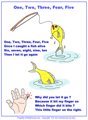 Once I Caught A Fish Alive Lyrics My Kids Sing This All The Time