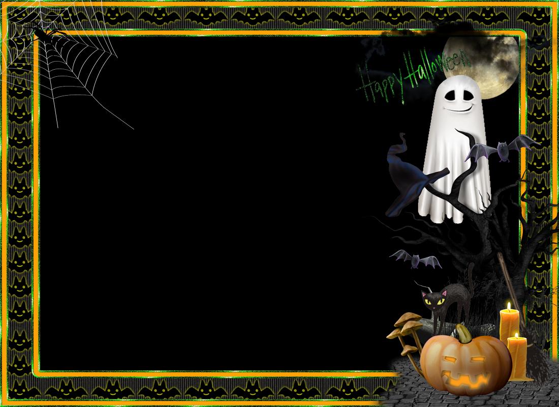resultado de imagen para marcos para halloween