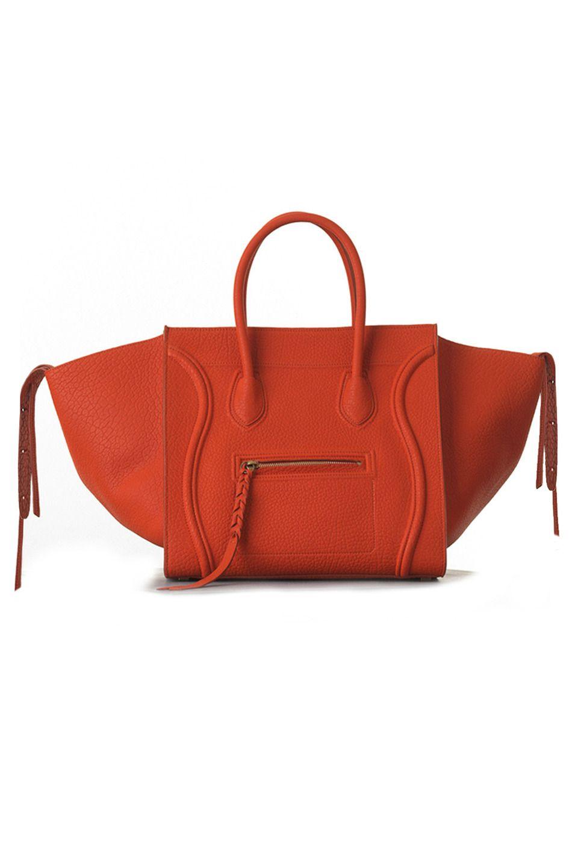 c7b75ede69 Celine - Phantom Medium Tote Bag in Burnt Orange I wish